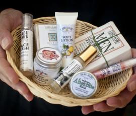 So many products at Sabu-Sabu!