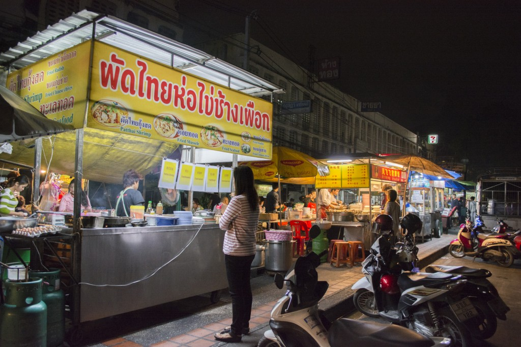 Chang Puak Night Market, a Hawker Feast - Chiang Mai with ...
